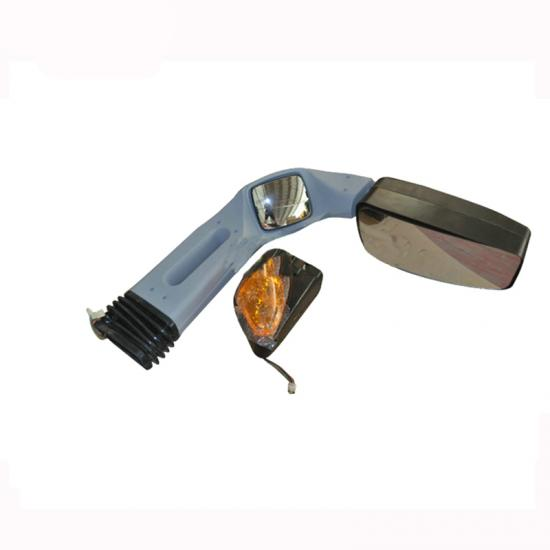 electronic adjusting rear view mirror