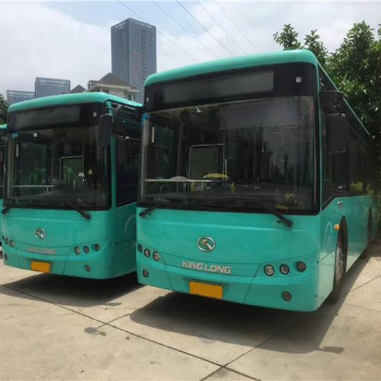 China used bus export