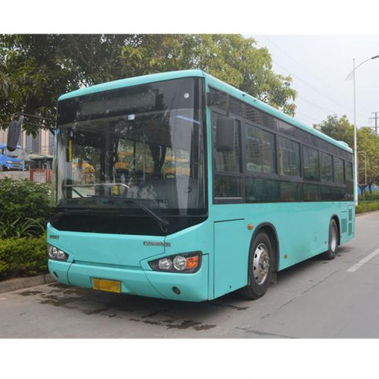 9 meter used city bus for sale
